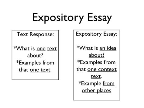 format of expository essay sample expository essays expository for