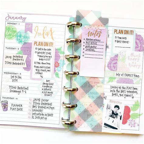 Happy Planner Daydreamer Stickers