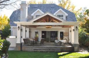 covered back porches covered back porch outdoor spaces pinterest