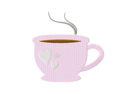 Morning Brew morning brew machine embroidery design