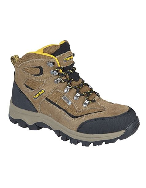 Hi Walk Outdoor Shoes hi tec hillside waterproof trail hiking outdoor walking
