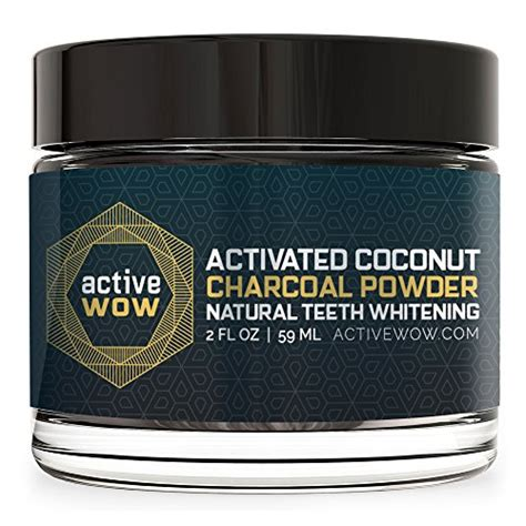 activated charcoal teeth whitening amazoncom