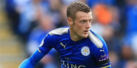 Kartu Bola Leicester City Chion Of 2015 16 Student Edition 5 striker tercepat di premier league vardy bola net
