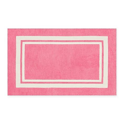 Rug Gum loloi rugs piper rug in gum pink bed bath beyond