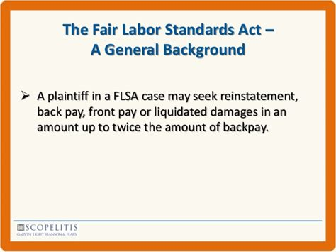 section 13 b 1 of the flsa driver recruiting summit the risks opportunities of
