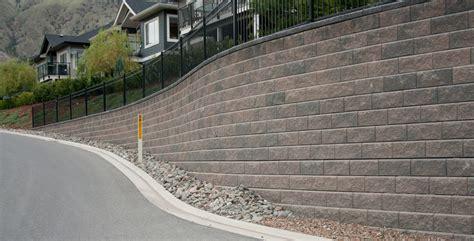 Allan Block Allan Block Walls Alberto S Exterior Decorating Ltd