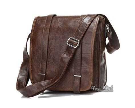 Where To Buy Mens Shoulder Bags   Blue Crossbody Bag