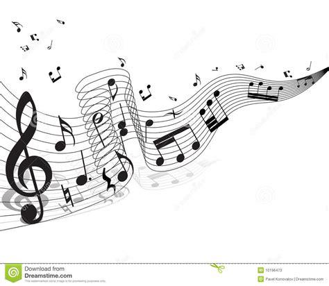 imagenes tema musical tema musical del personal fotos de archivo imagen 10196473