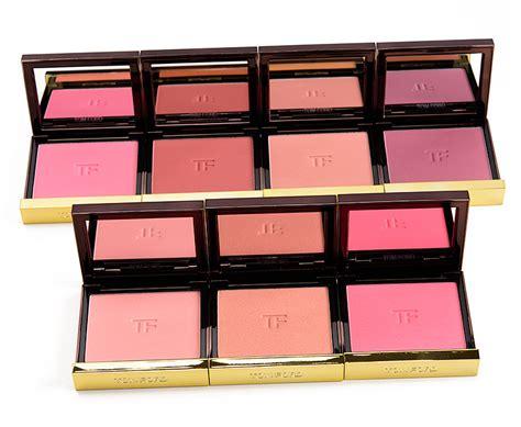 best things in beauty tom ford beauty cheek color in tom ford beauty cheek color blush review swatches