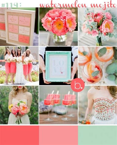 mint green coral wedding happy mint coral and pink wedding i do