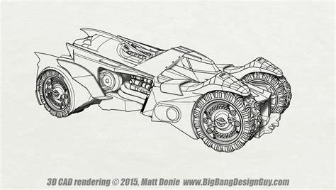 How To Draw Blueprints batman arkham knight batmobile blueprints clipartsgram com