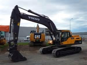 Volvo 300 Excavator Volvo 300 Excavator Specs Images