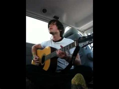 adam gontier three days grace vocal cover i everything about you three days grace adam