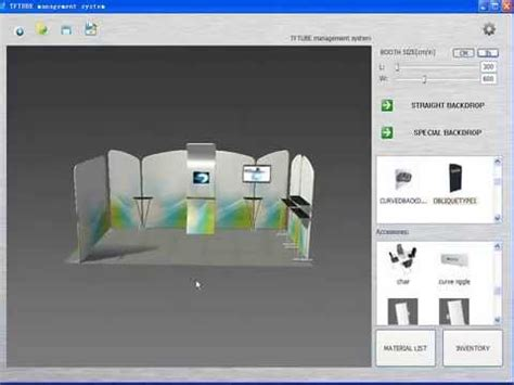 booth design free software how to design booths with trade show design software