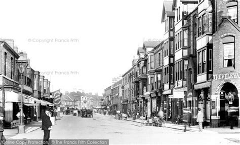 Tattoo Queen Street Redcar | redcar queen street 1906 francis frith
