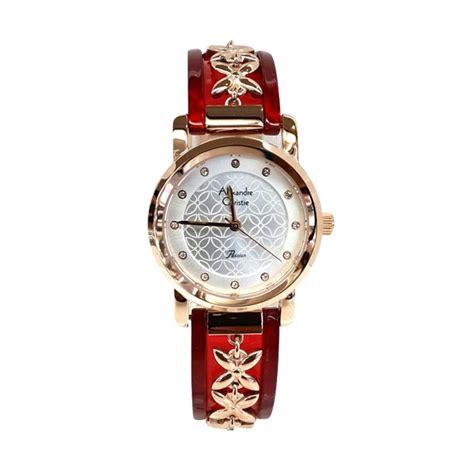 Jam Tangan Wanita Alexandre Christie Ac 2582bf Rgwhrg Stainless jual alexandre christie ac 2568 jam tangan wanita harga kualitas terjamin blibli