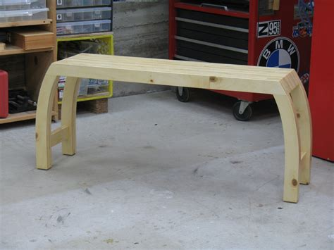 bench everyday modern bench everyday wood bench plywood bench