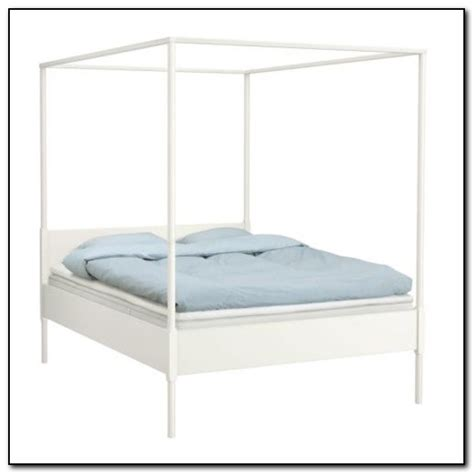 ikea four poster bed 4 poster bed with curtains beds home design ideas