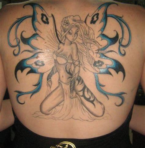 tattoo back fairy 25 magically fairy tattoos creativefan