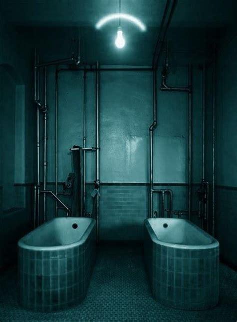 ice bathtub ice baths abandoned haunted asylums pinterest