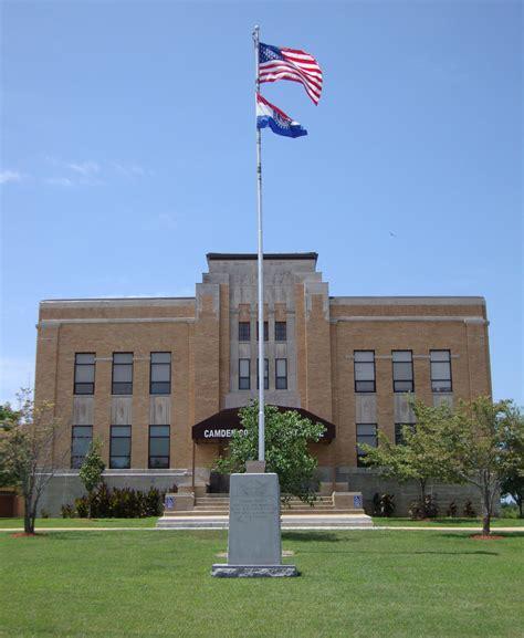 Camden County Records Camden County Courthouse Camdenton Missouri This Struct Flickr