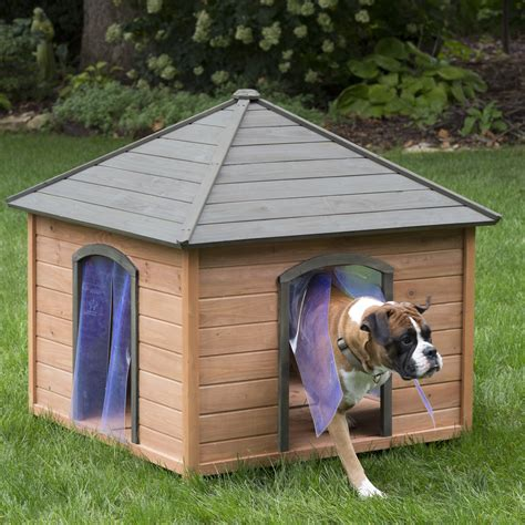 small dog houses for sale boomer george large gazebo dog house with free dog doors