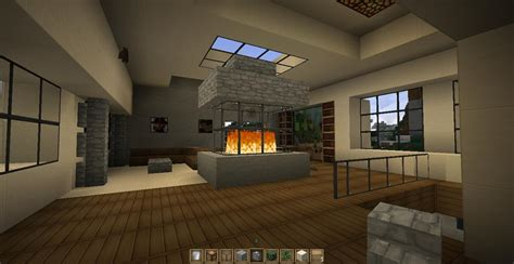 minecraft home interior ideas modern house interior design minecraft home deco plans