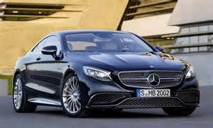 mercedes s65 amg coupe revealed with 630 hp v12