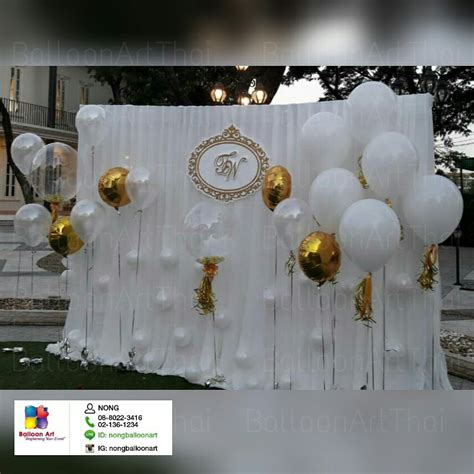 Wedding Balloons Ideas by Balloon Decorate Wedding Balloon Decorations