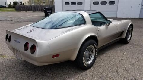 1982 corvette collectors edition 15k original