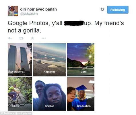 Google Auto Back by Google Photos App Tags Black Jacky Alcine And Friend As