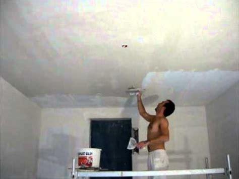 Comment Enduire Un Plafond En Placo by Enduit De D 233 Grossi