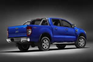 Ford Rage All New Ford Ranger Compact Truck Revealed But It S