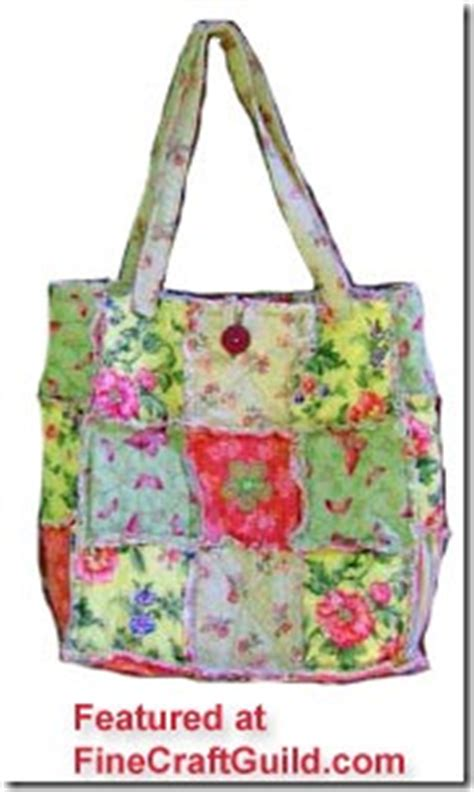 Free Patterns For Patchwork Bags - patchwork tote bag free pattern