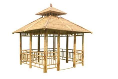 Pavillon Bambus by Pavillon Aus Bambus Aufgesetztes Dach F 252 R Bessere