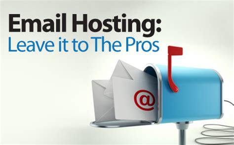 dedicated email hosting