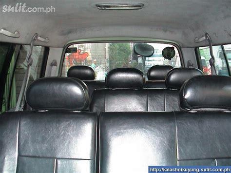Kia Pregio Interior Kia Pregio Review And Photos