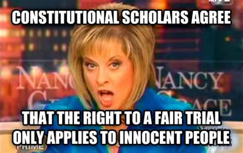 Nancy Grace Meme - scholars agree nancy grace know your meme