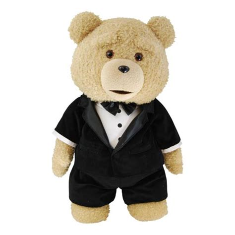 pictures of teddy bears in tuxedos ted in tuxedo limited ed 24 inch talking plush teddy bear