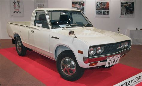 datsun pickup nissan datsun truck car review japanese used car blog