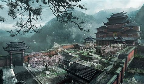 3d Game Design 35 incredible examples of architectural and landscape