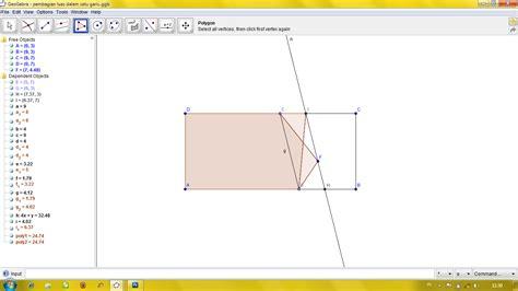 Cd Rubrik Jendela Akhirat hari ini matematika menggunakan geogebra