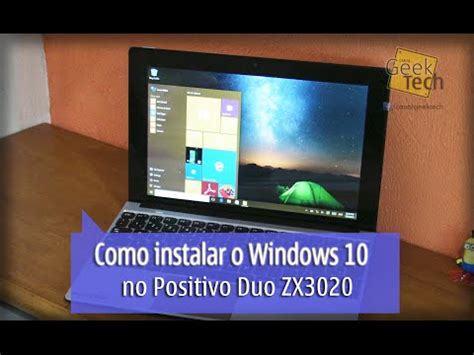 windows 10 tutorial for tablets como instalar o windows 10 no cce tf74w tablet tutorial