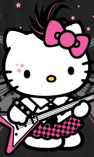live wallpaper of hello kitty hello kitty live wallpapers app for android