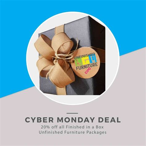 cyber monday couch deals 26 best images about unfinished furniture expo holiday