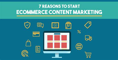 7 Reasons To Start Your Shopping Now by Ecommerce Content Marketing 7 Reasons Why You Should