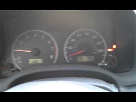 2007 Toyota Highlander Maintenance Required Light Resetting Maint Required Light In 2014 Toyota Camry
