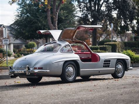 mercedes for sale 1955 mercedes 300 sl gullwing for sale dpccars