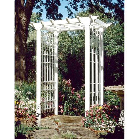 victorian arbor large format paper woodworking plan