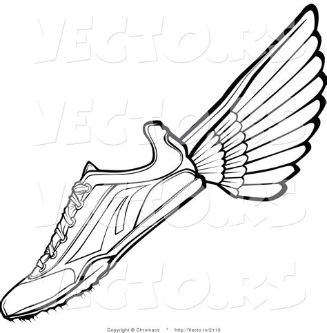 running shoes with wings clipart track clipart black and white clipart panda free